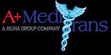 A+ MediTrans – A Rejha Group Company Logo